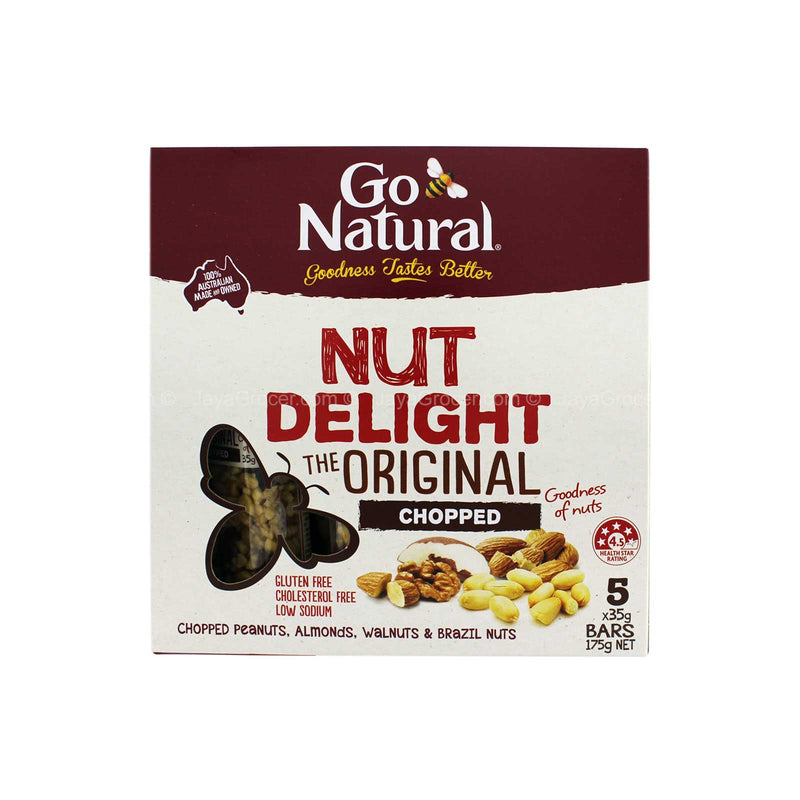 Go Natural the Original Delight Bars 175g