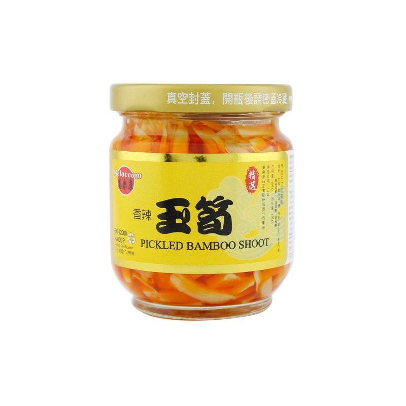 Melovcom Pickled Bamboo Shoot 150g