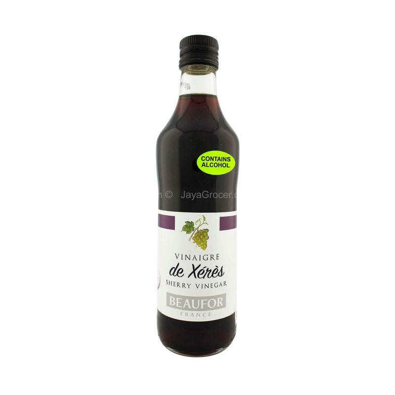 Beaufor Sherry Vinegar 500ml