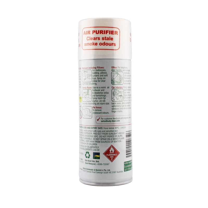 Euky Bear Eucalyptus Multi-Purpose Spray 200g