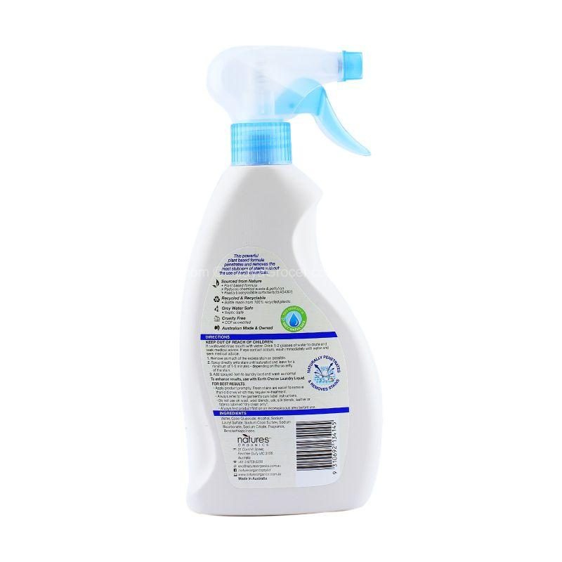 Earth Choice Pre-Wash Stain Remover 400ml
