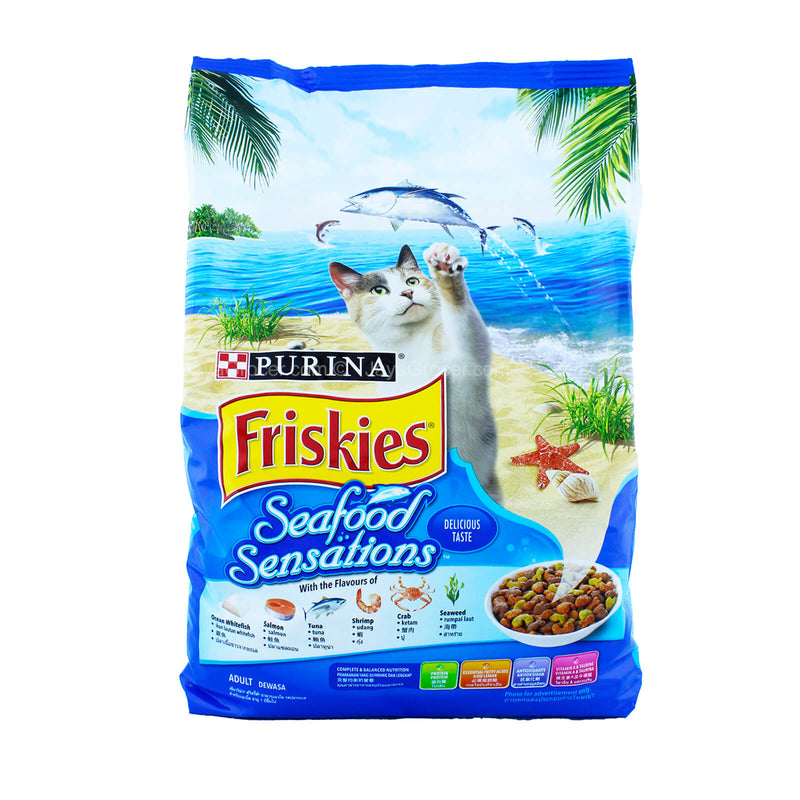 Friskies Adult Seafood Sensations 3kg