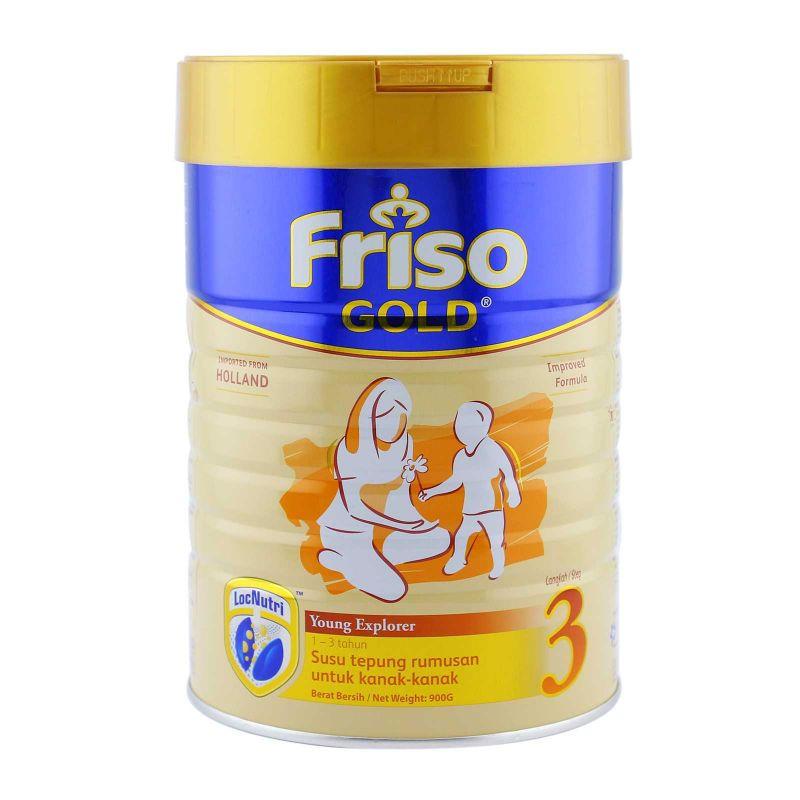 Frisco Gold Step 3 Formula Milk Powder 900g