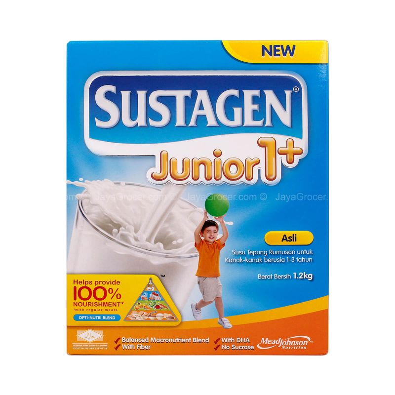 Sustagen Original Junior 1+ Milk Powder 1.2kg