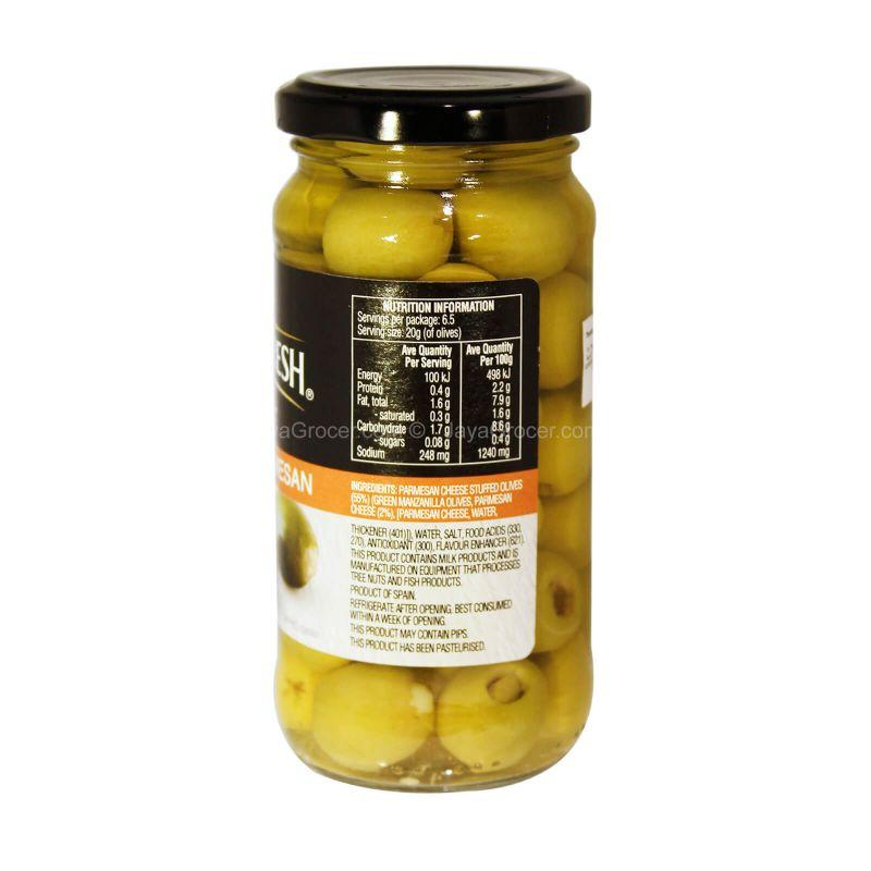 Always Fresh Olives Stuffed-Parmesan 235g