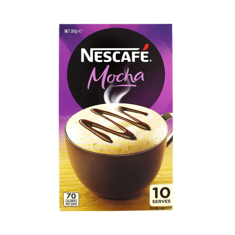 Nescafe Mocha Instant Coffee 180g
