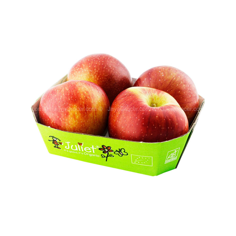 Organic Juliet Apple (FRA) C18 1pack