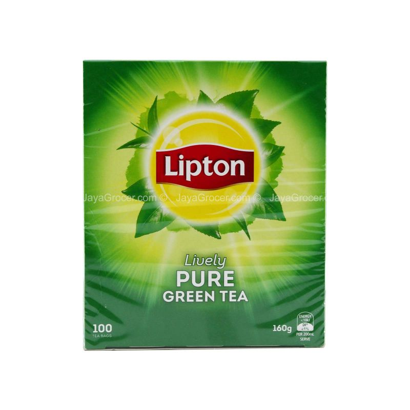 Lipton Pure Green Tea 160g