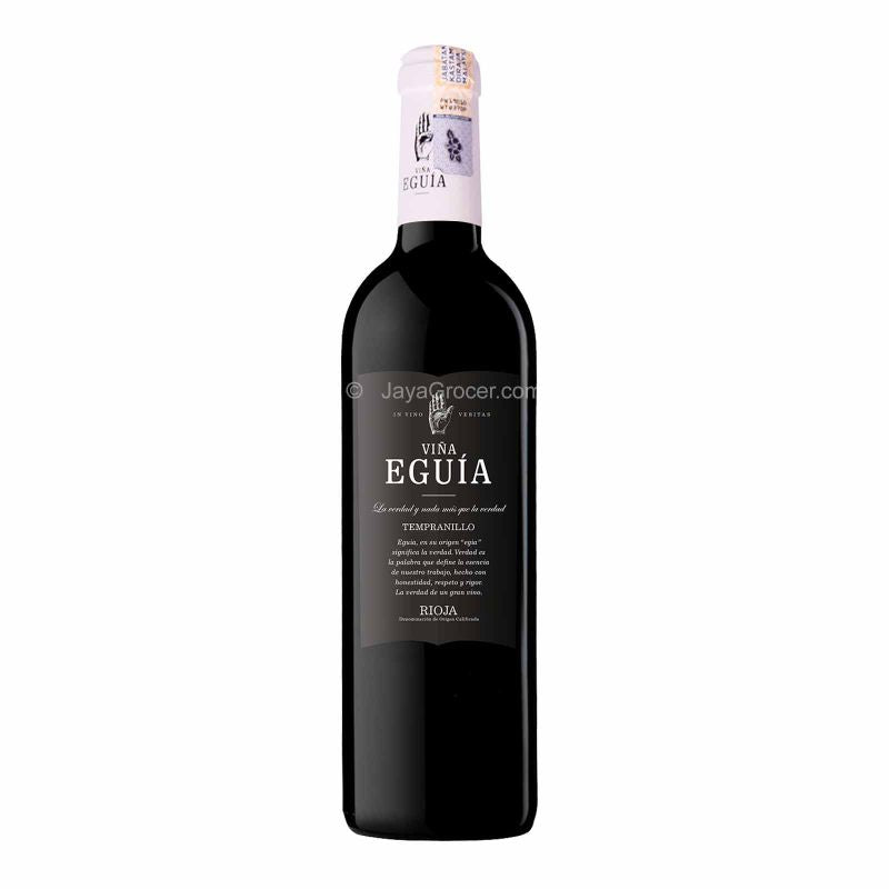 Vina Eguia Tempranillo Wine 750ml