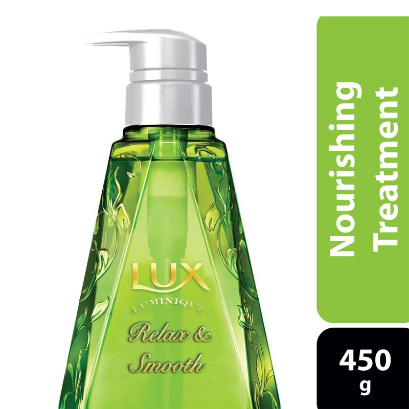 Lux Luminique Relax & Smooth Replenishing Hair Treatment 450g