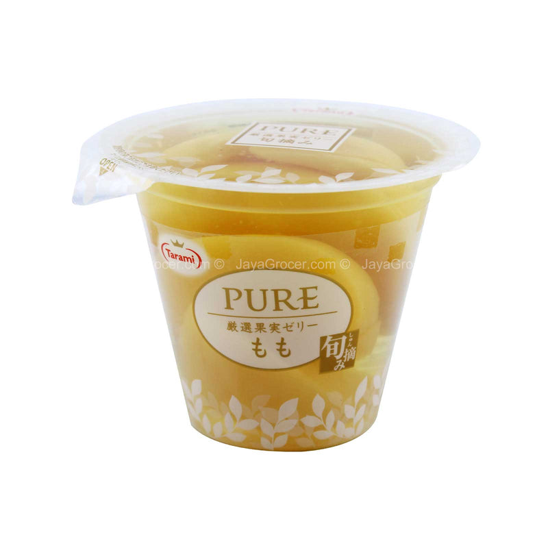 Tarami Pure Peach Jelly 270g