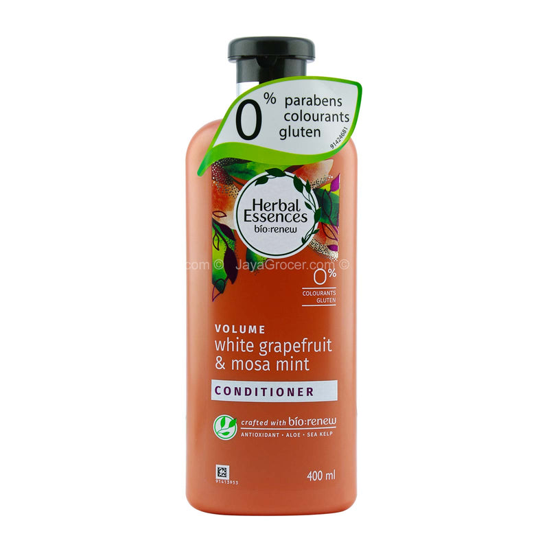 Herbal Essences White Grapefruit & Mosa Mint Hair Conditioner 400ml