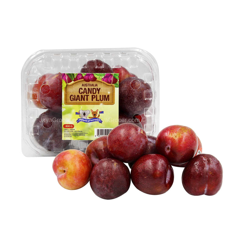 Candy Giant Plum (AUS) C10 800g