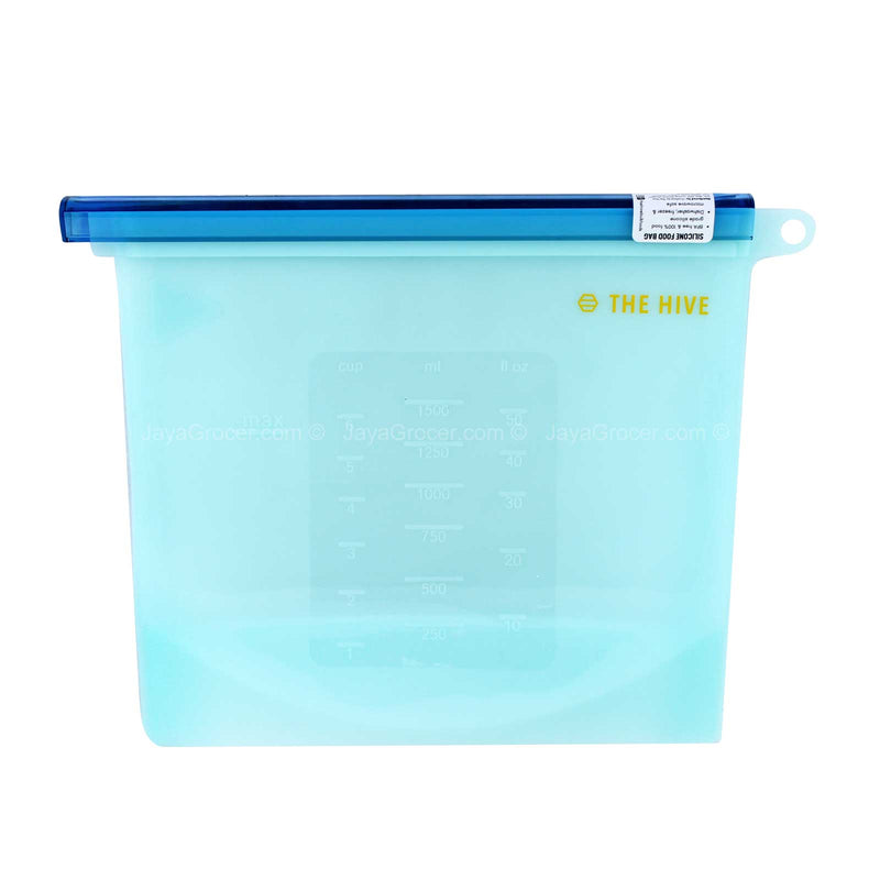 The Hive Silicone Food Bag 1unit