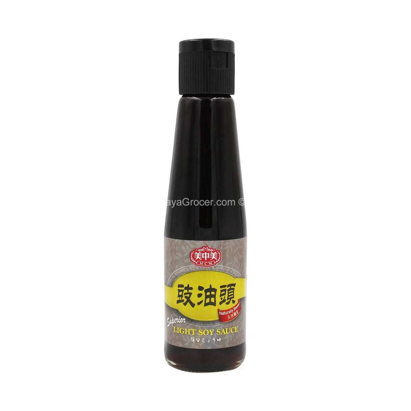 MCM Superior Light Soy Sauce 260ml