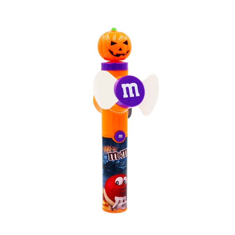 Candyrific M&M Halloween Tube Fan Candy 13g