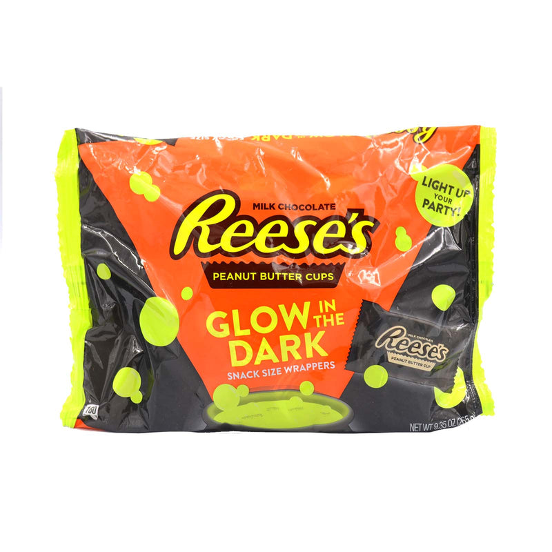 Reese's Glow In The Dark Peanut Butter Cups 265g