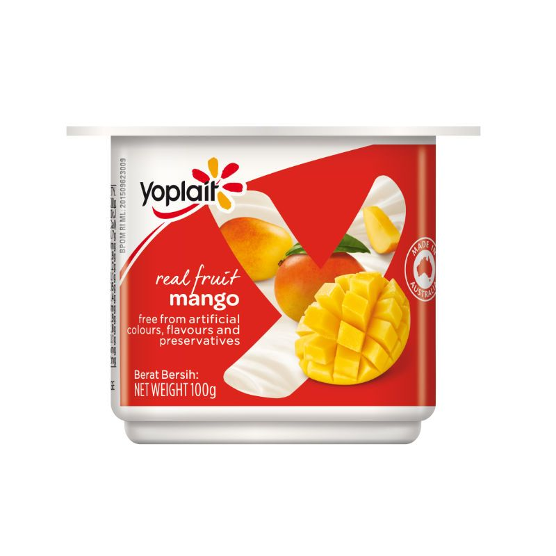 Yoplait Mango Yogurt 100g