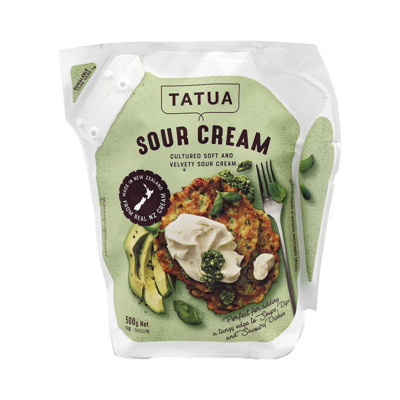 Tatua Sour Cream 500g
