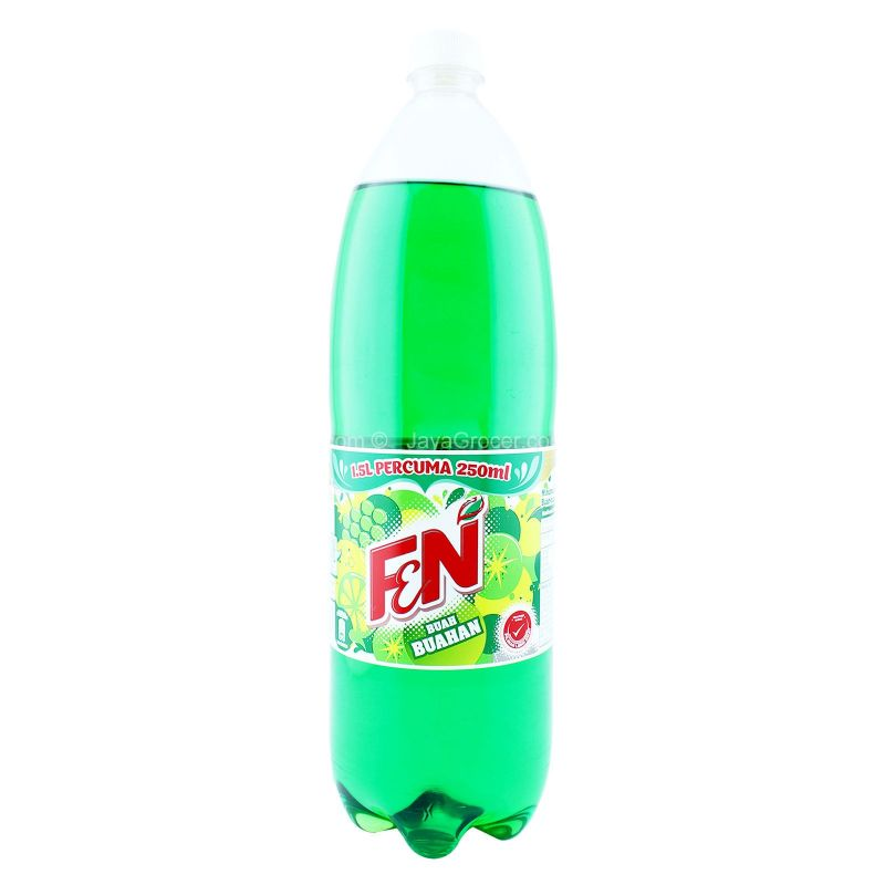 F&N Fruitade Carbonated Drink 1.75L