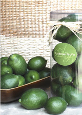 Decorative Limes, Set of 12