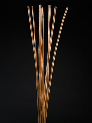Long Gold Nanal Sticks, Set Of 10