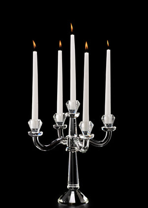 Crystal Diamond Candelabra