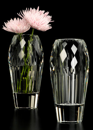 Luxe Glass Crystal Vase