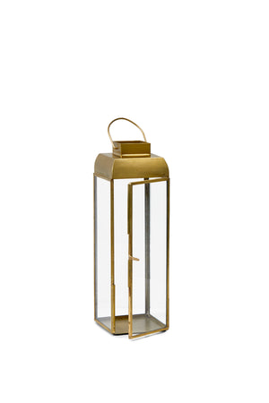 Serene Spaces Living Square Lantern, Sold Individually, Available in 4 Option