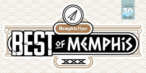MARCELLA RECOGNIZED TWICE BEST OF MEMPHIS 2019