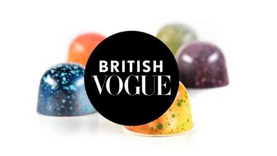 Phillip Ashley Chocolates Featured in British Vogue's Top Picks