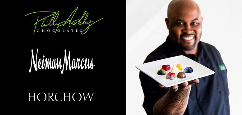 Phillip Ashley Chocolates Expands to Upscale National Retailers Neiman Marcus and Horchow