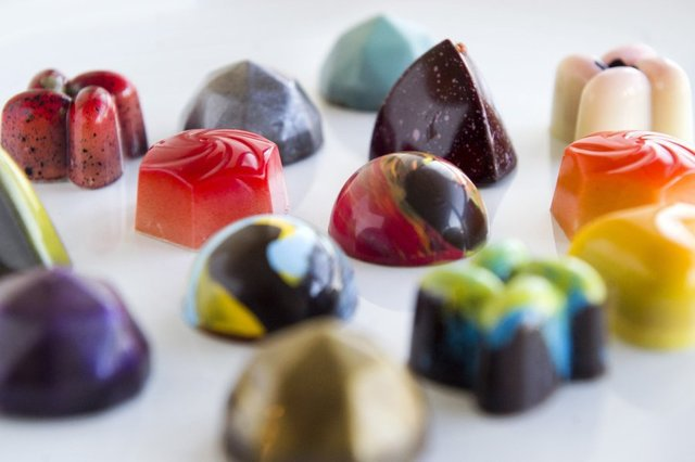 "CommercialAppeal.com: ""Designer sweets: Phillip Ashley Rix pushes envelope with creative, refined chocolates"""