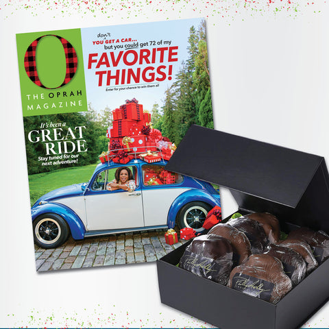 Oprah's Favorite Things 2020 - Phillip Ashley Chocolates The Perfect Turtle