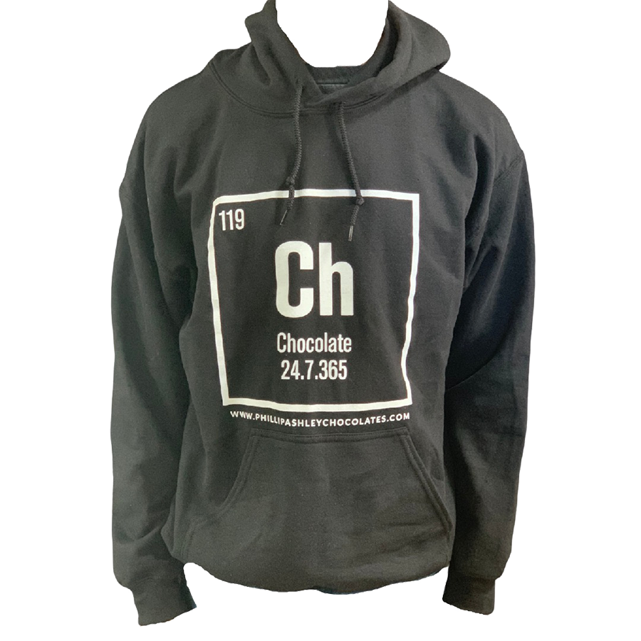 Chocolate Element Hoodie