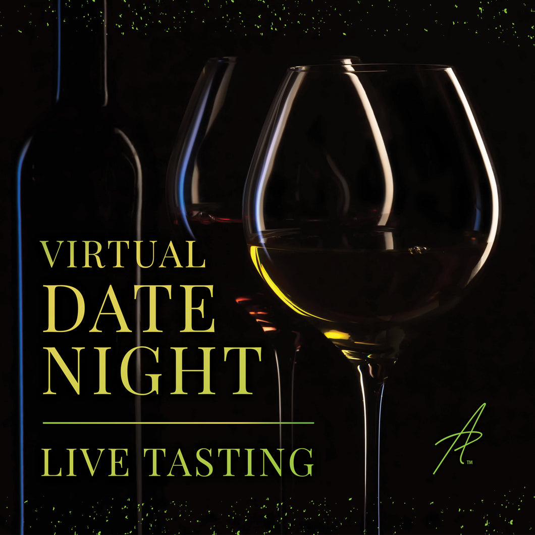 Virtual Date Night (January 22) - Phillip Ashley's Birthday Tasting: Signature Salted Caramels + Champagne