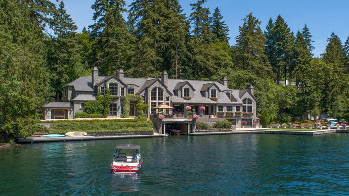 This Lake Oswego Home Basically Defines Breathtaking