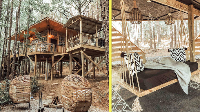 Treehouse Living Has Never Been So Attractive