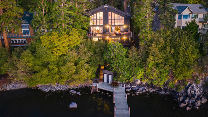 Lake Tahoe Villa is the Perfect Getaway From Real Life