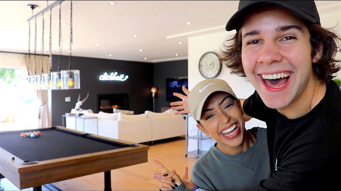 How Much of a House Can 7 Billion YouTube Views Buy? - Inside David Dobrik's $2.5M Mansion