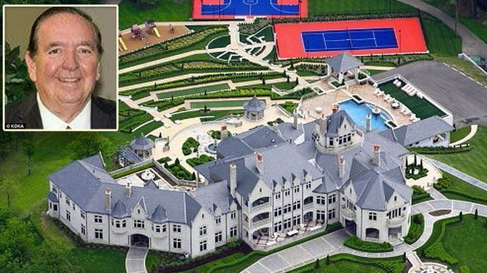 Will Pennsylvania's Largest Mansion be Looking for a New Owner Following Tax Fraud Allegations?