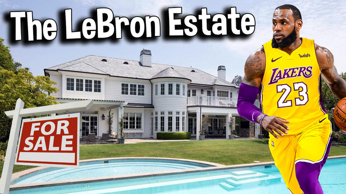 LeBron James Lists His Brentwood Estate for Staggering $20.5 Million