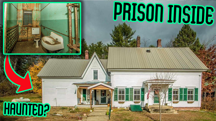 Home With an Abandoned Jail in the Basement is the Strangest Zillow Find Yet