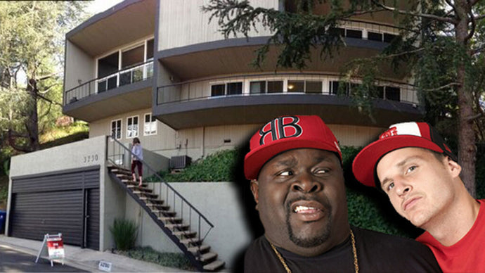 MTV Cribs Throwback Visits the Home of Rob & Big