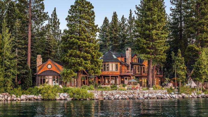Spectacular Tahoe Manor Rents For an Astonishing $6,500/Night