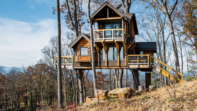If You're Not Living in an Adult Treehouse Like This, Are You Really Living at All?