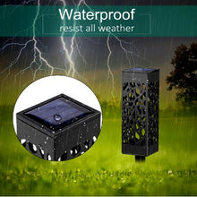 Load image into Gallery viewer, Solar Pathway Lawn Light - Waterproof Outdoor Lighting, Solar Powered LED Light (Warm White or Cool White)