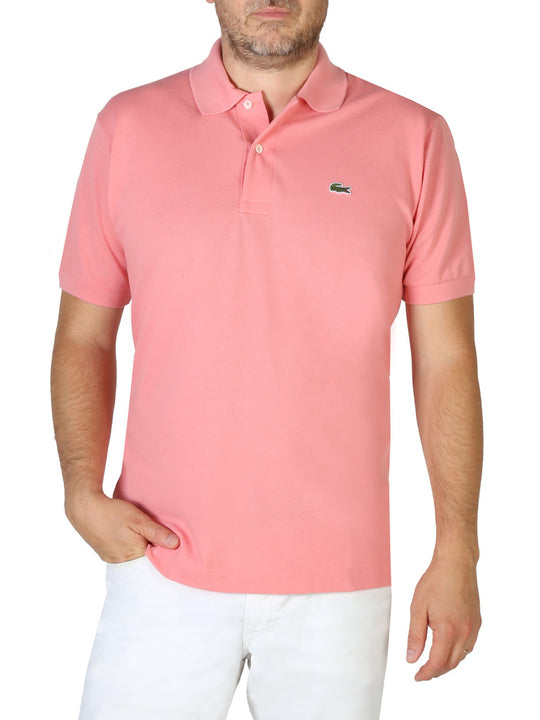 <transcy>Lacoste - Cotton polo shirt</transcy>
