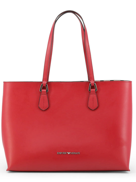Emporio Armani - Shopping Bag Con Pochette