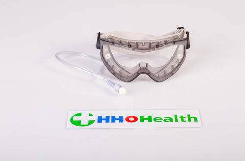 Comfortable Hydrogen Goggles